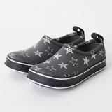 【新発売】♪SKIPPON♪【子供の足のことを考えた靴】可愛くて履きやすい子供靴 スキッポン スター柄