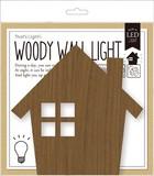 【新作 インテリア】ウッディウォールライト 照明 フットライト 間接照明