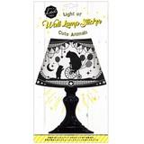 【新作 インテリア】ウォールランプステッカー 照明 フットライト 間接照明