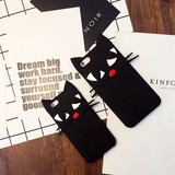 【iphone用保護ケース】  かわいい猫  カバー シリカゲル