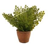 インテリア造花 鉢植えグリーン