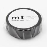 KAMOI Mat Black Washi Tape