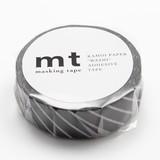 KAMOI Washi Tape 1P Stripe Washi Tape