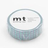 KAMOI Mint Marine Washi Tape