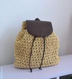 ★2017春新作★ カゴバッグ  籐製のバッグ