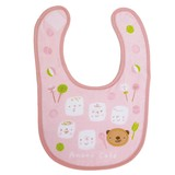anano cafe Baby Sweets Bib Pink