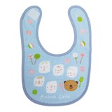 anano cafe Baby Sweets Bib Blue