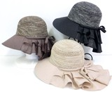 S/S Frill Hat