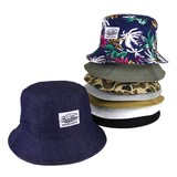 【春夏新作】Brooklynワッペンバケットハット ヤング帽子