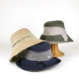 【春夏新作】リボンソフトキャペリン レディース帽子