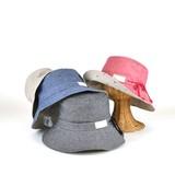 【春夏新作】リバーシブルマリンキャペリン レディース帽子