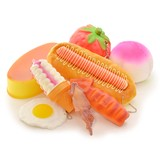 B品 スクイーズ アソート リアル 景品 食品サンプル おもちゃ 玩具 景品 スクイーズ squishy