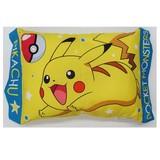 【ポケットモンスター】[0030600101200]子供枕(ピカチュウ/YE)[131899]