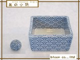 【美の小物】香のセット/青海波/MADE IN JAPAN
