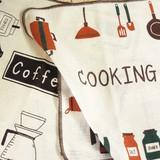 【台所がおしゃれに】キッチンふきん