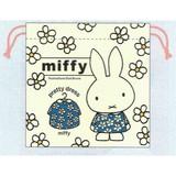 【ミッフィー】[P16MMKI]ミニ巾着★pretty dress miffy★[028413]