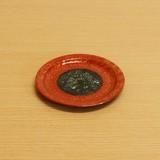ブロンズ/青銅 リムプレート (小皿) SS