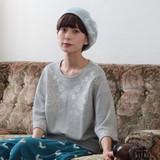 <即納>[2017SS]プルオーバーエンブロイダリー
