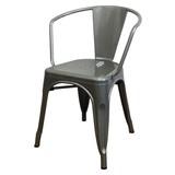 おしゃれ 椅子/カフェチェア/Aチェア/スタッキング/ダイニングチェア【送料無料:直送可】