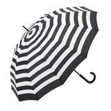 ≪2017春夏≫【雨傘】長傘  ユースフル/ボーダー