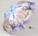 【6月21日から30日まで10%分引きセール!】【折りたたみ傘】モネ 水辺の教会