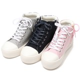 B.C. COMPANY Bag Lace High-top Sneaker