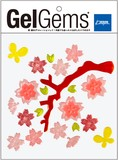 ジェルジェムバッグS<サクラチョウチョウ>【GelGems】【桜】