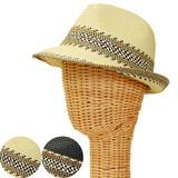 ヘリボーンベルト中折れハット【2017SS新作】【帽子・サンバイザー】【中折れ帽】