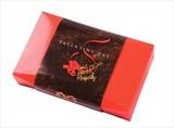 バレンタイン アラカルト ミニチョコレート7個、生チョコ仕立てチョコレート3個