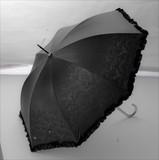 エレガンスリーフ 晴雨兼用長傘