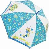 ディズニー 長傘「エイリアンブルー」!大人気メーカーの長傘