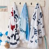 【セール】Round Towel ラウンド タオル  特価 タオルケット
