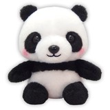 パンダの赤ちゃん座り<ぬいぐるみ>