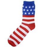 US FLAG 星条旗 メンズクルーソックス