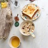 【新商品】アロハマハロ プレート もみがらなどから出来ている自然素材のテーブルウエアシリーズ♪