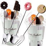 Genuine Like Sweets Motif Cutlery 1Pc Set