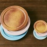 【3色展開】<日本製>信楽焼 rough plate - ラフプレート -