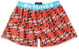 BETONES(ビトーンズ)R&C-RED Trunks L-RC002