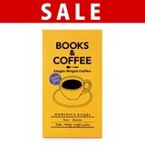 BOOKS&COFFEE《特別SALE!!賞味期限間近》【読書のお供に、贅沢なコーヒー】