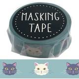 Skin Tape Album Notebook Washi Tape Cat