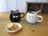 Plan Gift Chubby Mug Cat Mug CAT