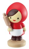 Mascot Single Cooking Little Red Riding-Hood Little Red Riding-Hood