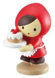 Mascot Single rising Little Red Riding-Hood Little Red Riding-Hood