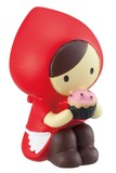 Mascot Single Knob Eat Little Red Riding-Hood Little Red Riding-Hood