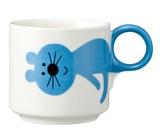 Mug Mug Mouse Dark Hray