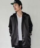 《2017SS新作受注開始》TARF(ターフ)/フードシャツコート