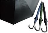 ●ビックサイズ75cm●紳士傘ポンジー無地