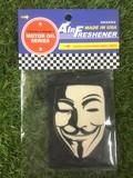 レーシングエアフレッシュナー【Anonymous】RAF030