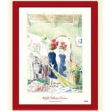 【魔女の宅急便】[MA-07]ジグソーまめパズル/150ピース(光射す部屋)[193911]