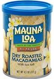 塩味マカデミアナッツ 缶 127g ◇新商品◇